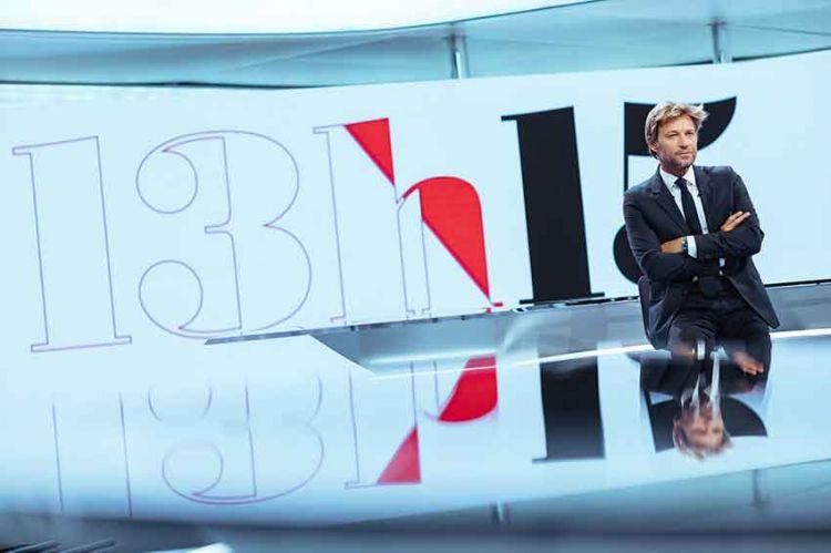 """""""13h15, le samedi"""" sur les traces de Toutankhâmon, samedi 24 août sur France 2"""