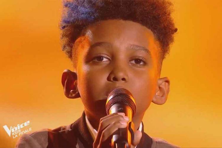 """Replay """"The Voice Kids"""" : Soan chante « SOS d'un terrien en détresse » de Daniel Balavoine (vidéo)"""