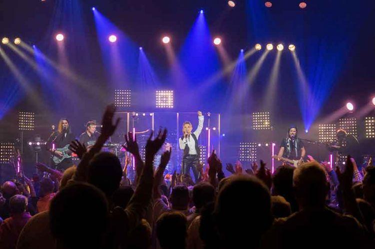 Le concert inédit de Sheila au Casino de Paris diffusé sur C8 jeudi 27 décembre