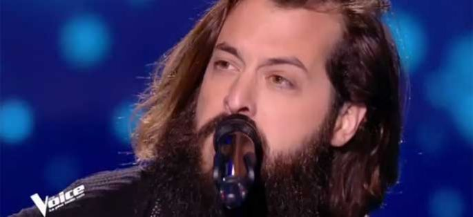 "Replay ""The Voice"" : Ryan Kennedy chante « Rocket Man » d'Elton John (vidéo)"