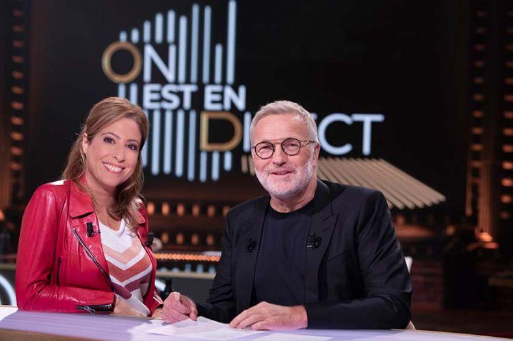 """""""On est en direct"""" samedi 23 octobre : les invités de Laurent Ruquier et Léa Salamé sur France 2"""