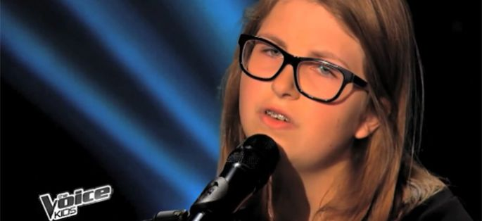 "Replay ""The Voice Kids"" : Sarah interprète « Just Give Me A Reason » de Pink (vidéo)"
