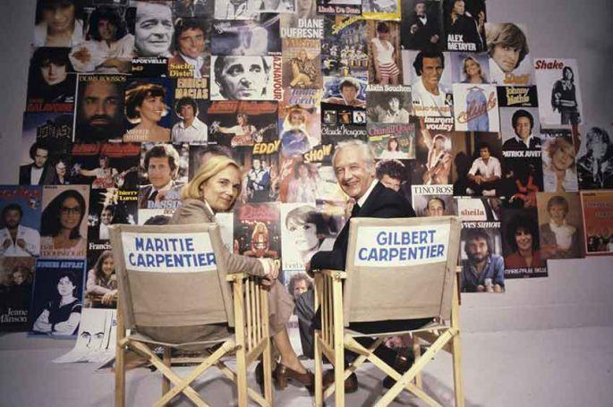 """""""Les numéros un des Carpentier"""" : France 3 rend hommage à Maritie et Gilbert Carpentier le 2 janvier"""