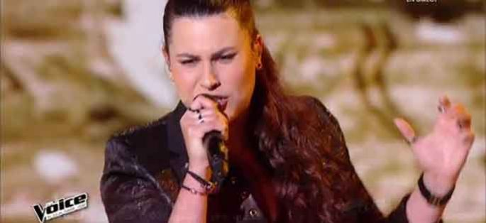 "Replay ""The Voice"" : Anahy interprète « Nothing Compare 2 U » de Sinead O'Connor (vidéo)"