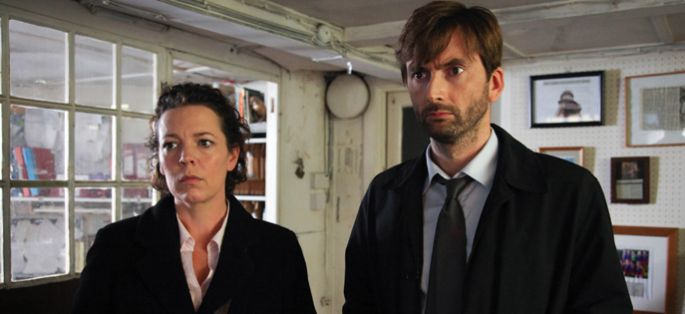 "Audience : ""Broadchurch"" sur France 2 bat encore TF1 et ""Joséphine, ange gardien"""