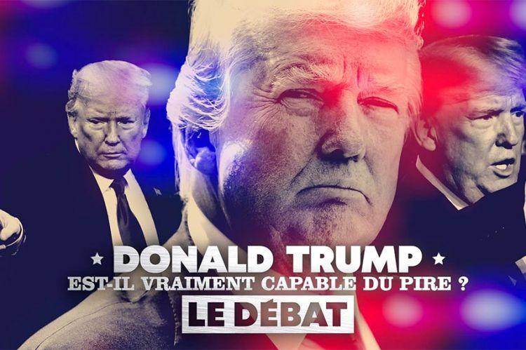 « Donald Trump : est-il vraiment capable du pire ? » doc inédit et débat, mercredi 28 octobre sur W9