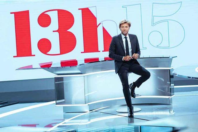 """""""13h15, le dimanche"""" : portrait du Negresco de Nice, ce 15 septembre sur France 2"""