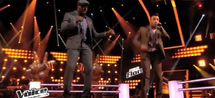 "Replay ""The Voice"" : la battle Edu Del Prado / Wesley sur « Soulman » de Ben l'oncle Soul (vidéo)"