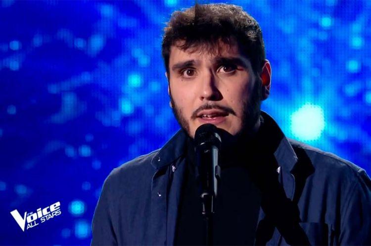 """Replay """"The Voice"""" : Yoann Launay chante « Allô maman bobo » d'Alain Souchon (vidéo)"""