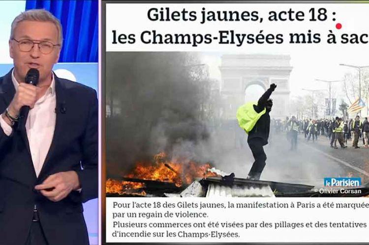 """Revoir ONPC du 23 mars : retour sur l'actualité de la semaine dans """"On n'est pas couché"""" par Laurent Ruquier (vidéo)"""