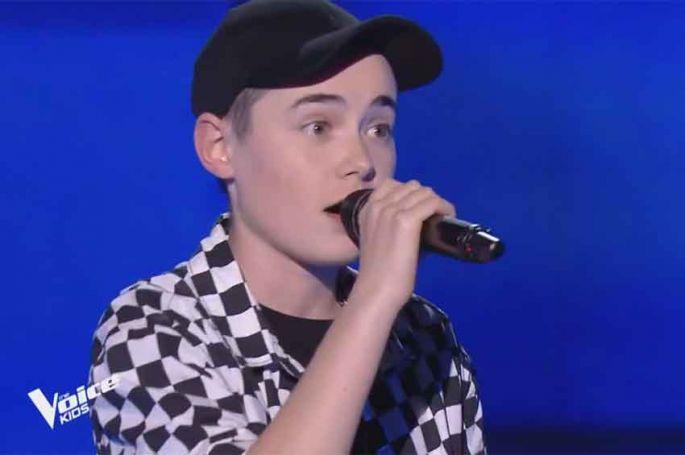 "Replay ""The Voice Kids"" : Lilou chante « On verra » de Nekfeu (vidéo)"