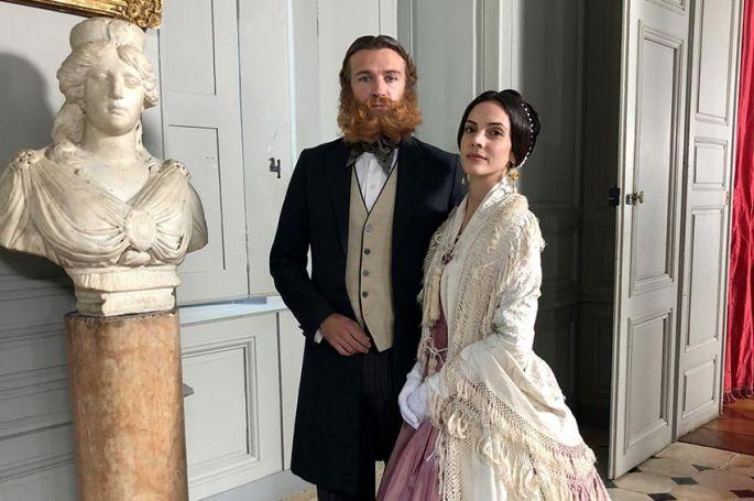 """""""Secrets d'histoire"""" : Charlotte et Maximilien, les sombres héros de Mexico, lundi 9 décembre sur France 3 (vidéo)"""