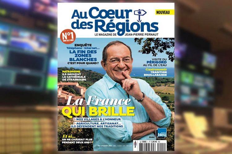 « Au cœur des régions » : le magazine de Jean-Pierre Pernaut à retrouver en kiosques le 25 juin