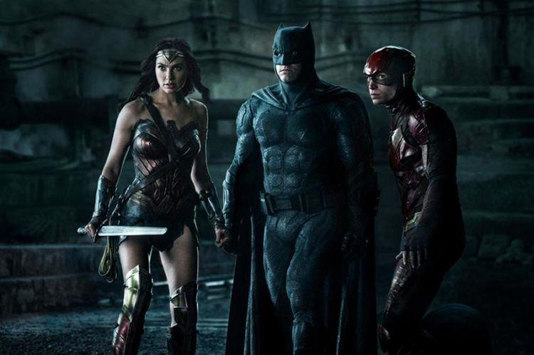 """Le film """"Justice League"""" à voir sur TF1 dimanche 13 décembre à 21:05"""