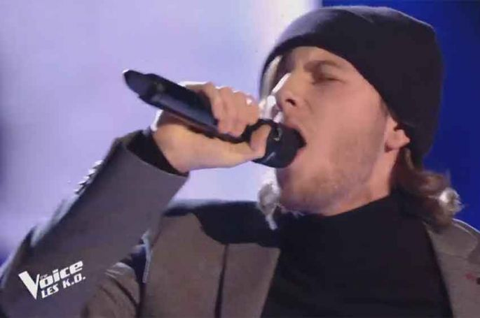 "Replay ""The Voice"" : Loris chante « Way Down We Go » de Kaleo (vidéo)"