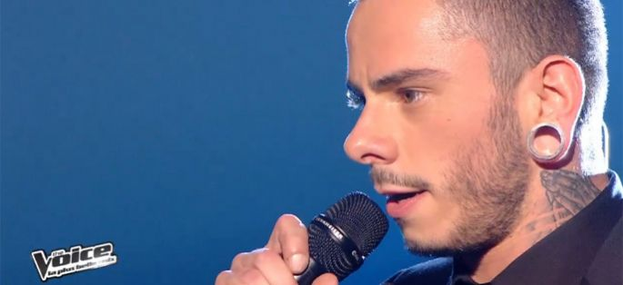 "Replay ""The Voice"" : Maximilien Philippe chante « Hurt » de Christina Aguilera (vidéo)"