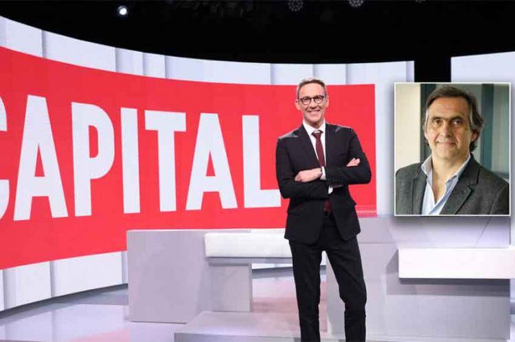 """Emmanuel Chain fera son retour dans """"Capital"""" dimanche 30 mai sur M6 !"""