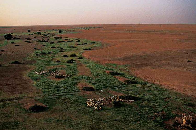 L'Algérie vue du ciel par Yann Arthus-Bertrand, bientôt sur RMC Découverte