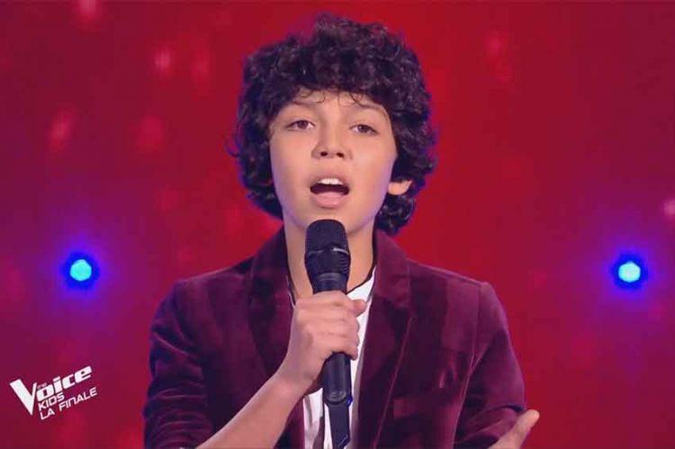 "Replay ""The Voice Kids"" : Ali chante « Listen » de Beyoncé en finale (vidéo)"