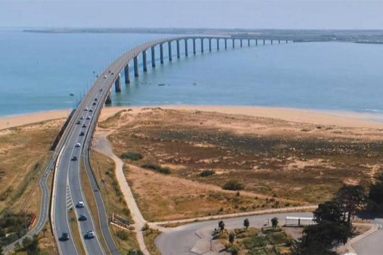 « Île de Ré : le pont de tous les records », lundi 10 mai sur RMC Découverte
