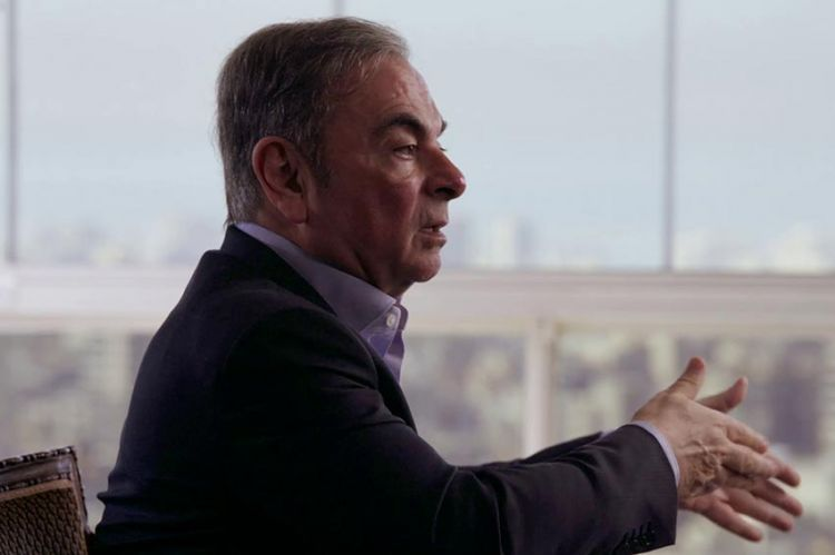 """L'ascension et la chute de Carlos Ghosn à découvrir sur France 5 le 1er septembre dans """"Le monde en face"""""""