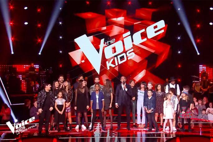 """""""The Voice Kids"""" : découvrez les 1ères images de la demi-finale diffusée samedi 3 octobre sur TF1 (vidéo)"""