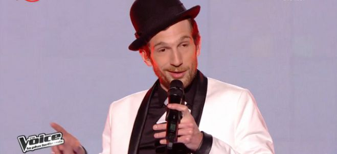 "Replay ""The Voice"" : Igit interprète « New York, New York » de Frank Sinatra (vidéo)"