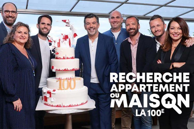 """""""Recherche appartement ou maison"""" : Stéphane Plaza fête la 100ème ce soir sur M6 (vidéo)"""