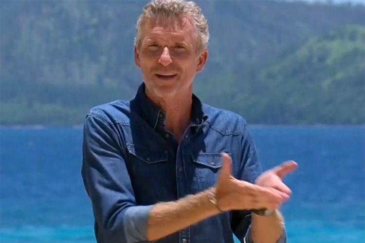 """""""Koh-Lanta : les 4 terres"""" : Denis Brogniart évoque les nouveautés de cette nouvelle saison (vidéo)"""