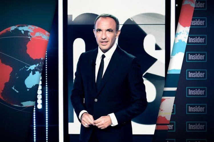 """""""50' Inside"""" : la rétro de l'année 2018 avec Nikos Aliagas le 29 décembre sur TF1"""