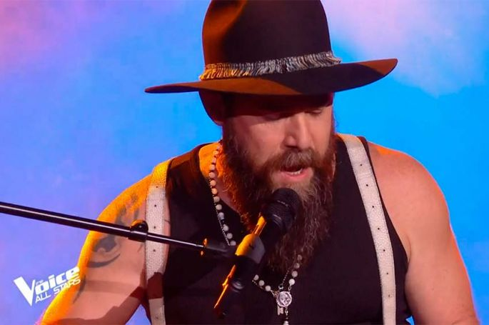 """Replay """"The Voice"""" : Will Barber chante « Sweet Dreams » d'Eurythmics (vidéo)"""