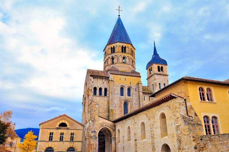 « Abbaye de Cluny, la seconde Rome », vendredi 27 novembre sur RMC Découverte