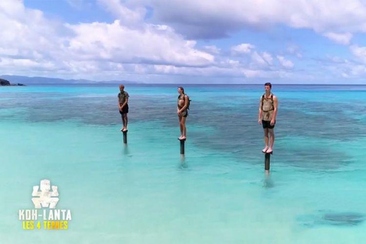 """""""Koh-Lanta, les 4 terres"""" : Alexandra, Loïc et Brice sur les poteaux pour la finale à suivre le 4 décembre sur TF1 (vidéo)"""