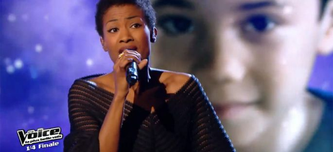 "Replay ""The Voice"" : La Petite Shade chante « 7 seconds » de Youssou N'Dour (vidéo)"