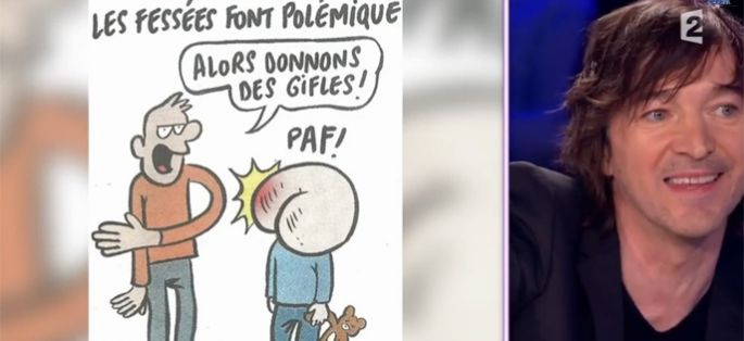 Replay on n 39 est pas couch samedi 14 mars les dessins de la semaine vid o - Replay on n est pas couche france 2 ...