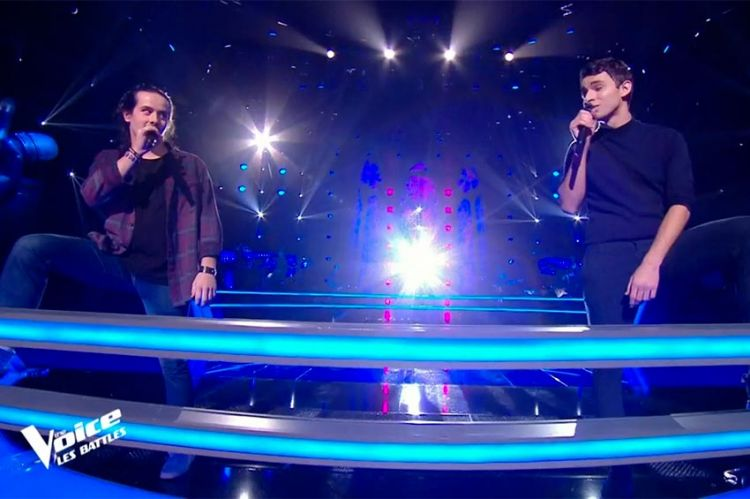 "Replay ""The Voice"" : Robin Baron & Tarik chantent « Deviens génial » de Vald (vidéo)"