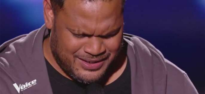 "Replay ""The Voice"" : Ritchy chante « Baby can I hold you » de Tracy Chapman (vidéo)"