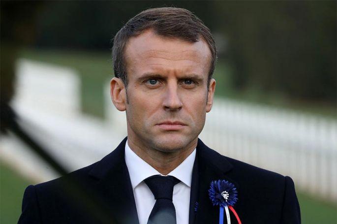 Emmanuel MACRON interviendra sur TF1 mercredi soir depuis le porte-avions Charles de Gaulle