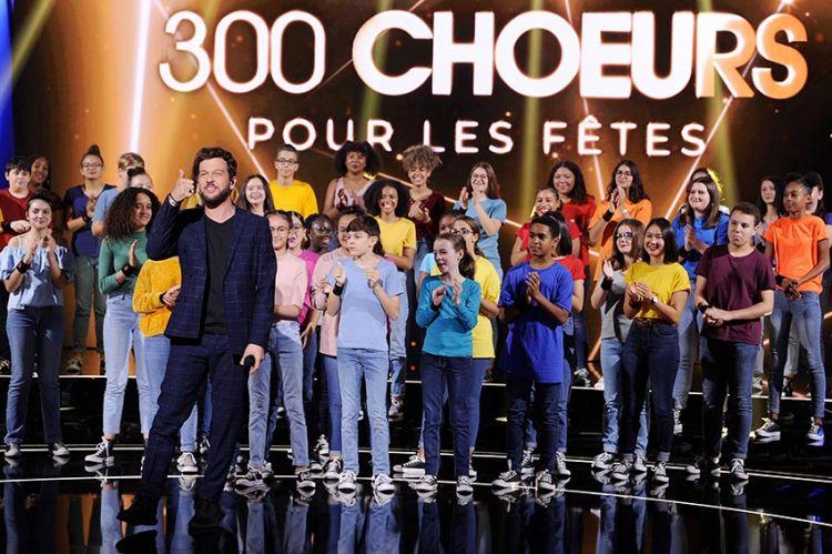 """""""300 Chœurs pour les fêtes"""" vendredi 13 décembre sur France 3, les invités"""