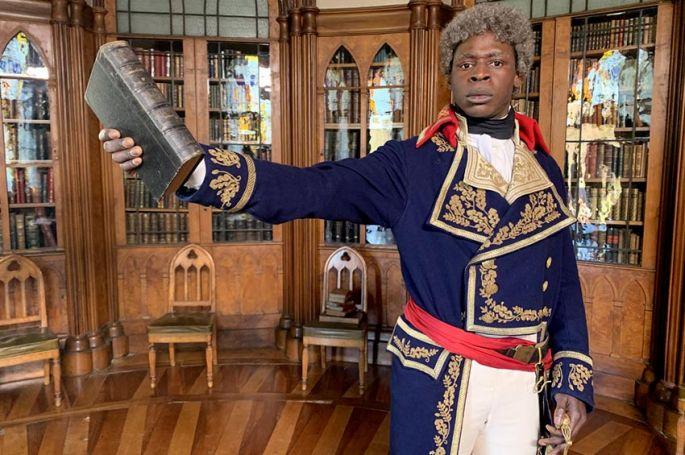 """""""Secrets d'histoire"""" : « Toussaint Louverture : la liberté à tout prix… », lundi 10 mai sur France 3 avec Stéphane Bern (vidéo)"""