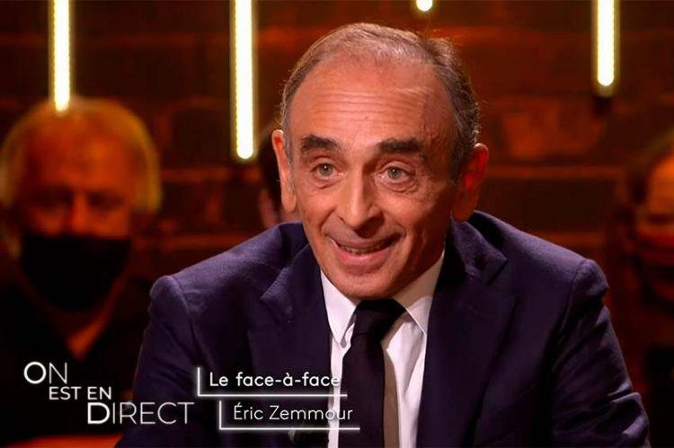 """Replay """"On est en direct"""" : Éric Zemmour face à Laurent Ruquier & Léa Salamé, interview intégrale (vidéo)"""