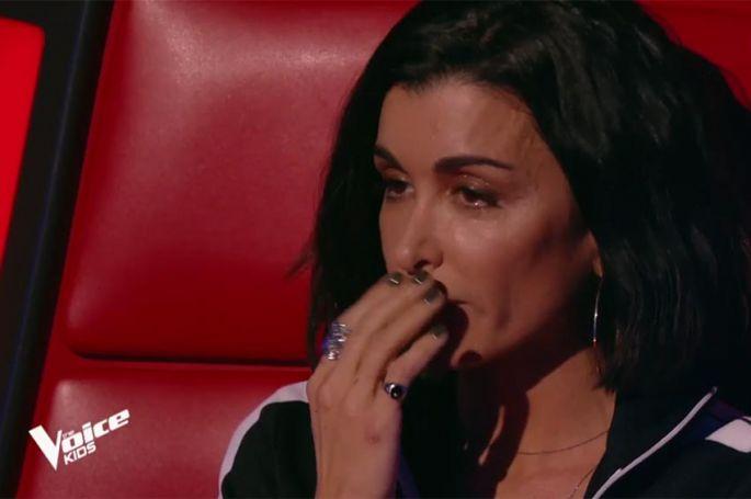 """""""The Voice Kids"""" : Jenifer va fondre en larmes sur cette Battle vendredi 23 novembre sur TF1 (vidéo)"""