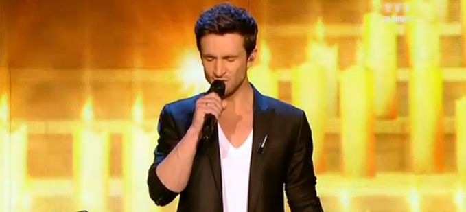 "Vidéo Replay ""The Voice"" : Benjamin Bocconi interprète « Bridge Over Troubled Water »"