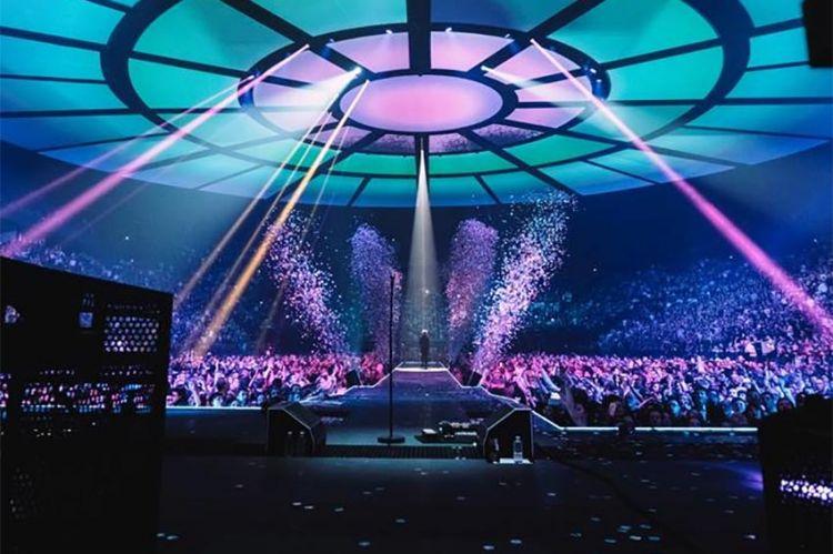 """Le concert """"Indochine, le 13ème Tour"""" sera diffusé en direct sur TMC vendredi 16 novembre"""