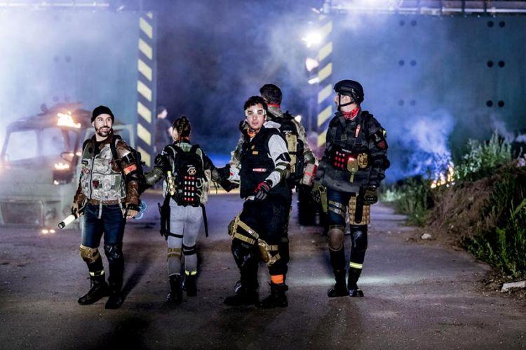 """""""District Z"""" : voici l'équipe reçue par Denis Brogniart vendredi 11 décembre sur TF1 (vidéo)"""