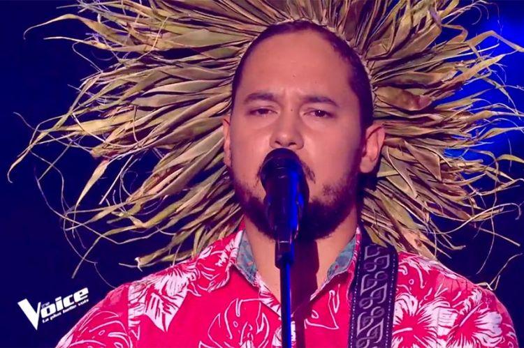 "Replay ""The Voice"" : Raimana chante « E ru'au » un chant tahitien (vidéo)"