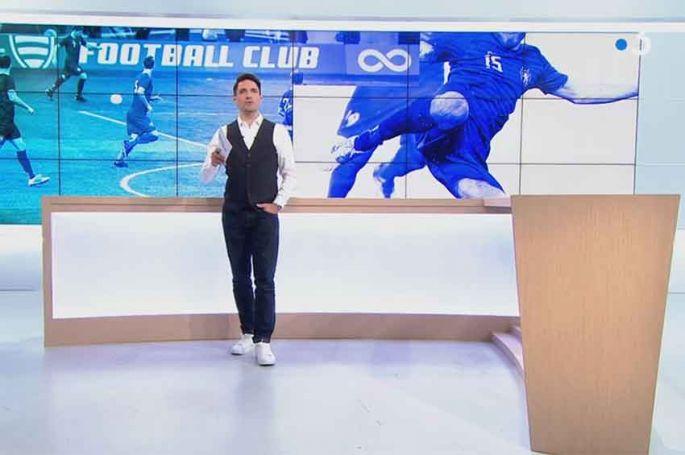 """""""Tout Le Sport""""  : entretien exclusif avec Antoine Griezmann lundi 18 février sur France 3"""