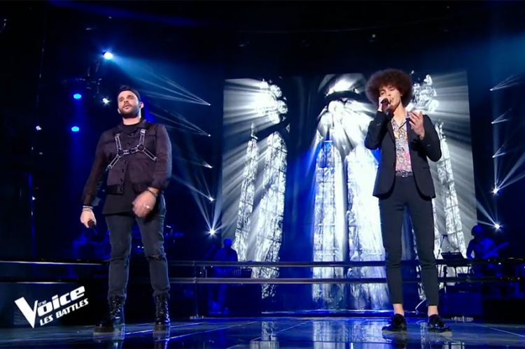 "Replay ""The Voice"" : Robin & Otta chantent « Take me to church » de Hozier (vidéo)"