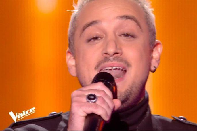 "Replay ""The Voice"" : Emmanuel Obre chante « A song for you » de Leon Russel (vidéo)"