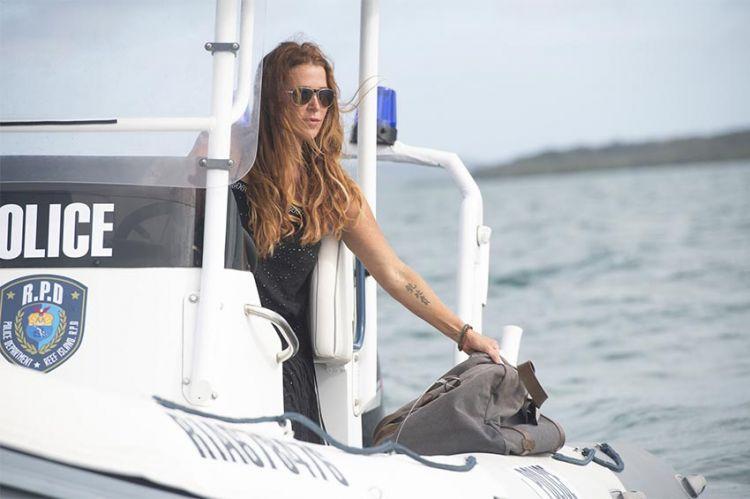 """La série """"Reef Break"""" avec Poppy Montgomery arrive le 3 juillet sur M6"""
